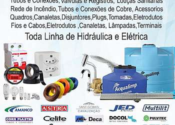 Distribuidora de cabo elétrico flexível