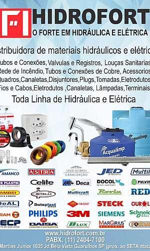 Distribuidora de fios e cabos elétricos em SP