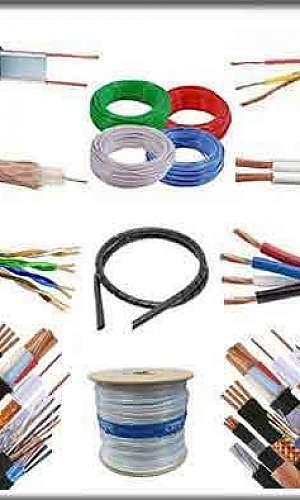 Distribuidora de fios e cabos
